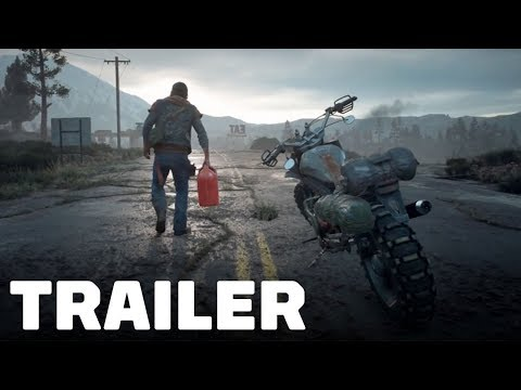 Days Gone - Drifter Bike Trailer - UCKy1dAqELo0zrOtPkf0eTMw