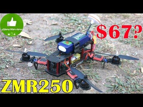 ✔ ZMR250 - Быстрый FPV квадрокоптер за 67$ - это реально? - UClNIy0huKTliO9scb3s6YhQ