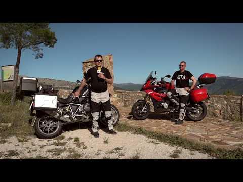 """Motosx1000 : BMW R1200GS vs S1000XR. ¿Cual es la viajera definitiva"""""""