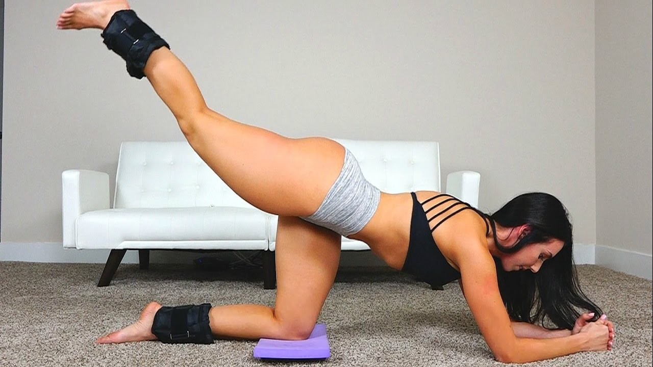 Butt Workout! Bigger, Sexier, Rounder, More Lifted with theses Exercises!