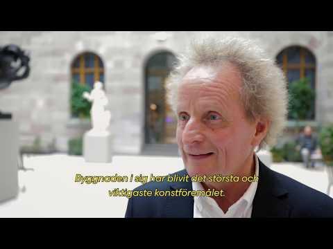 Erik Wikerstål om renoveringen av Nationalmuseum