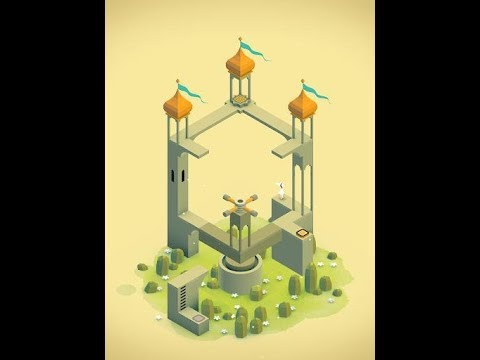 MONUMENT VALLEY + IDA'S DREAM (ANDROID/iOS) LONGPLAY COMPLETE