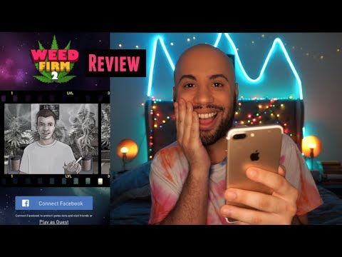 Weed iPhone Games: WEED FIRM 2 REVIEW