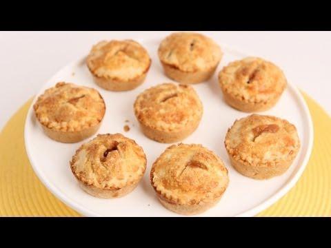 Mini Apple Pie Recipe - Laura Vitale - Laura in the Kitchen Episode 643