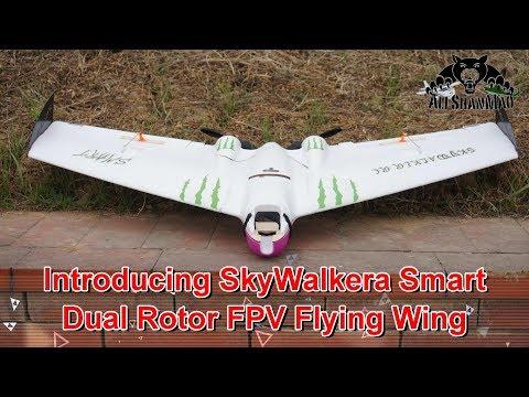 Introducing Skywalker Smart Dual Rotor FPV Flying Wing - UCsFctXdFnbeoKpLefdEloEQ