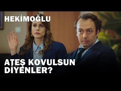 İpek, Ateş'in Kovulması İçin Oy Verdi! - Hekimoğlu 14.Bölüm