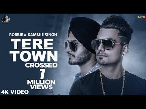 TERE TOWN LYRICS - Robbie & Kammie Singh | Snappy