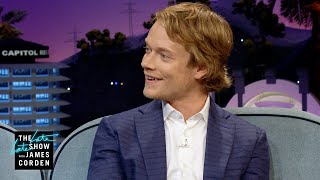 Alfie Allen Shares 'Game of Thrones' Script Pranks