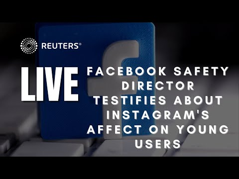 LIVE: Facebook safety director testifies to Senate hearing on Instagram's affect on young users