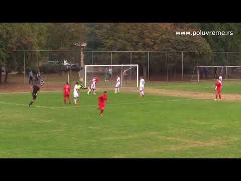"""FK Železničar - FK """"Radnički"""" (Šid) 3:0"""