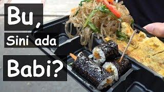 Penjual Street Food Korea Tahu Halal Nggak?