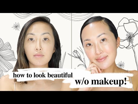 How To Look Beautiful Without Makeup | Chriselle Lim - UCZpNX5RWFt1lx_pYMVq8-9g