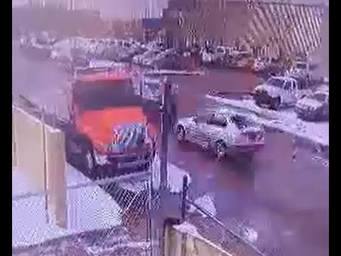 Footage of vehicle connected to road rage shooting in northeast Albuquerque