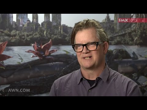 AWN Professional Spotlight: FMX 2015/Alex McDowell - Part 1