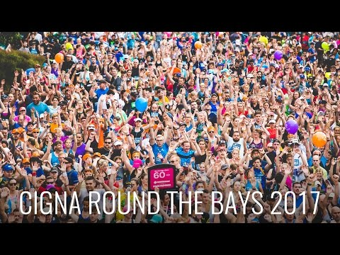 Cigna Round The Bays 2017