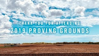2019 Proving Grounds Overview