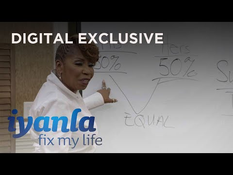 The Money Lesson Iyanla Wants Every Married Couple to Hear | Iyanla: Fix My Life | OWN