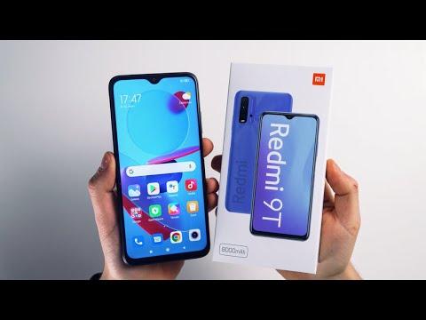 Xiaomi Redmi 9T (Unboxing od XM.cz)