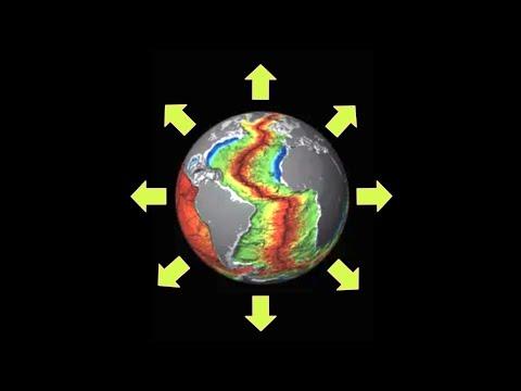 ¿Se Está Expandiendo la Tierra?