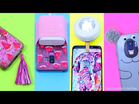 4 DIYs For Your Phone – Easy DIY Projects For Smartphones