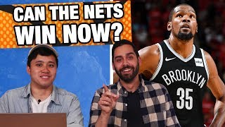 How Do Kyrie Irving and Kevin Durant Fit Together on the Nets? | Summer Fits | The Ringer