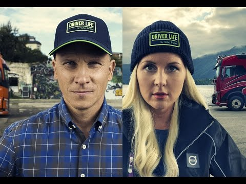 Volvo Trucks - Driver Life - Trailer