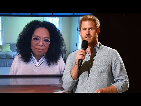 Oprah Calls Prince Harry FANTASTIC: Details on Their NEW SHOW