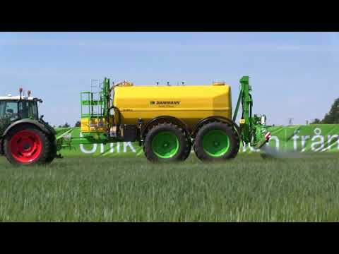 Borgeby fältdagar 2018 Crop Sprayers Demo