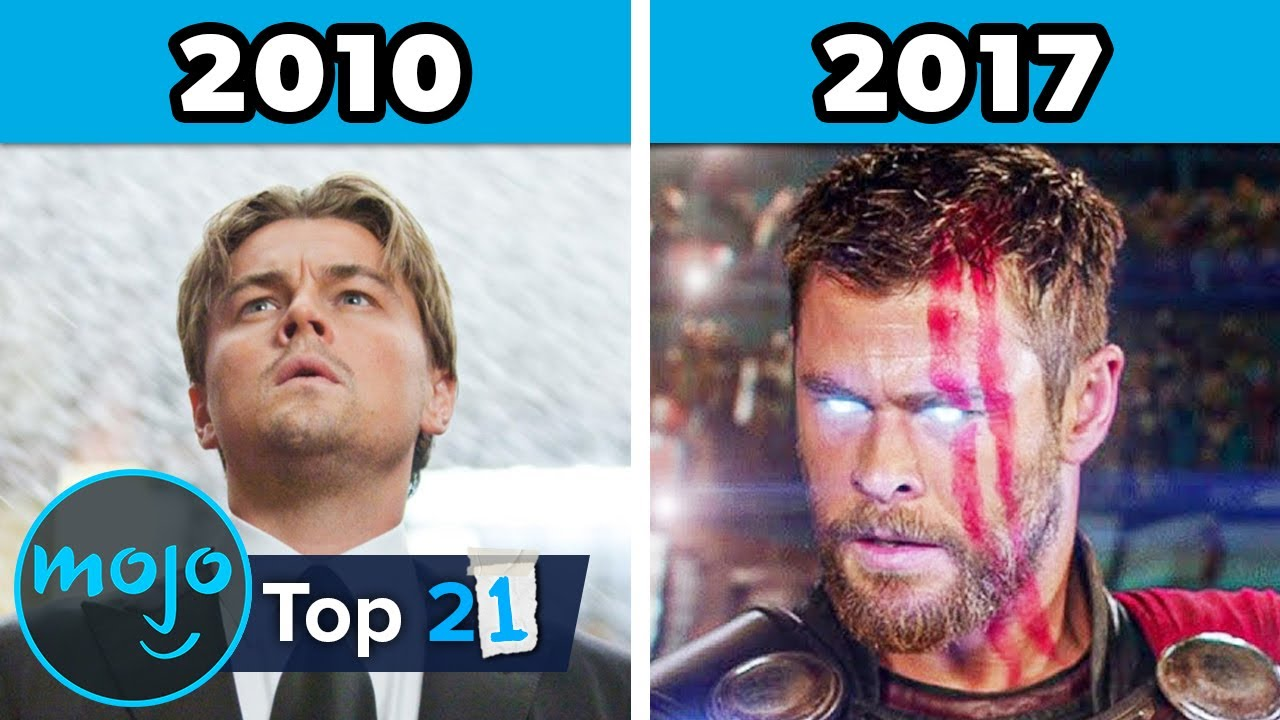 Top 21 Most Badass Movie Scenes of Each Year (2000 – 2020)