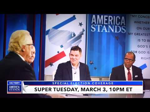 We're Covering Super Tuesday March 3 in a Spirit of Faith! WATCH LIVE
