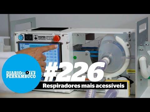 Time de engenheiros se une para montar respiradores 15 vezes mais baratos e salvar milhares de vidas