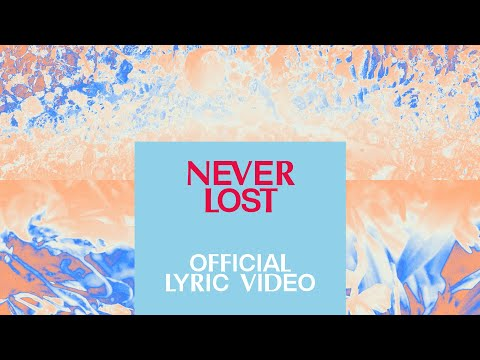 Never Lost ft. Tauren Wells  Official Lyric Video  Elevation Worship