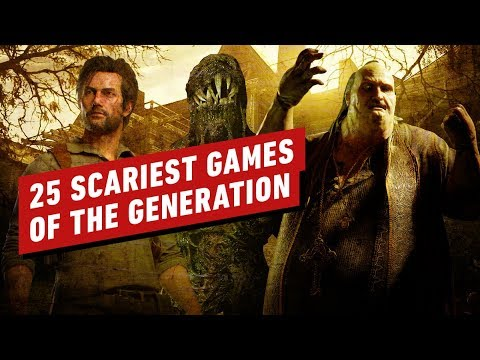 The Top 25 Scariest Games of This Generation - UCKy1dAqELo0zrOtPkf0eTMw