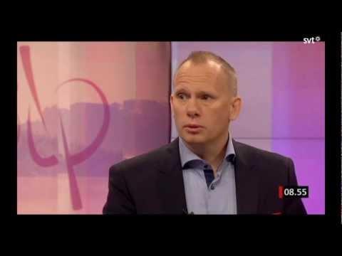 Micke Askernäs i Gomorron Sverige 2012-07-02