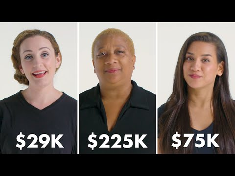 Women of Different Salaries on How They Splurge On A Night Out | Glamour