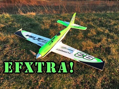 Durafly EFXTRA LOS Maiden Flight by HobbyKing - default