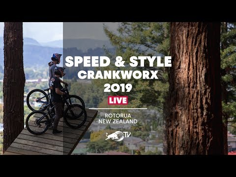 Speed & Style Finals | Crankworx Rotorua 2019 - UCXqlds5f7B2OOs9vQuevl4A