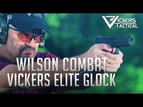 Wilson Combat Vickers Elite Glock