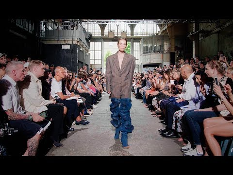 Y/Project | Spring Summer 2018 Full Fashion Show | Menswear