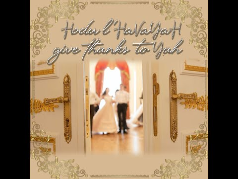 HODU L'HAVAYAH / Give Thanks to YHVH (A holy Waltz by the BenDavids, an artistic expression)