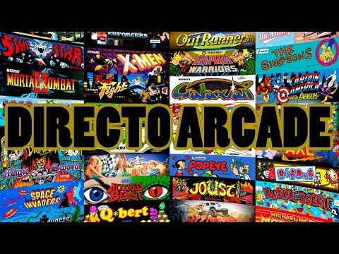 Directo Guisos Arcade #3