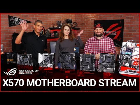 Unleash the Power of your next X570 PC Build with AMD and ASUS - UChSWQIeSsJkacsJyYjPNTFw