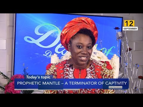 Dr Becky Paul-Enenche - SEEDS OF DESTINY  THURSDAY 12TH SEPTEMBER, 2019