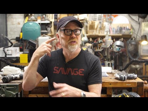 Adam Savage Talks about His Hearing Loss! - UCiDJtJKMICpb9B1qf7qjEOA