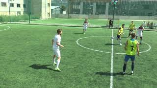 4.BROOKLYN 4-2 PLAYTIKA #SFCK Street Football Challenge Kiev