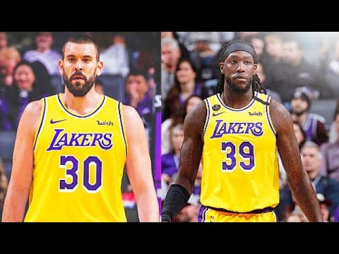 Lakers Get Marc Gasol & Montrezl Harrell, Trade JaVale McGee To Cavs! 2021 NBA Free Agency