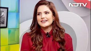 Zareen Khan On Her Journey After Her Debut Opposite Salman Khan