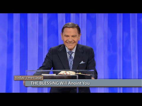 THE BLESSING Will Anoint You