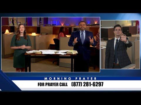 Morning Prayer: Friday, April 24, 2020