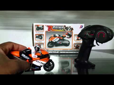 JXD 806 1:16th  Scale Motorcycle  Review - UCNUx9bQyEI0k6CQpo4TaNAw